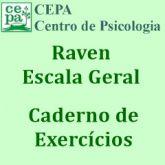 32.01 - RAVEN - Matrizes Progressivas - Escala Geral - Caderno de Exercícios
