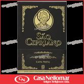 070064 - Livro São Cipriano -  O Bruxo Capa Preta