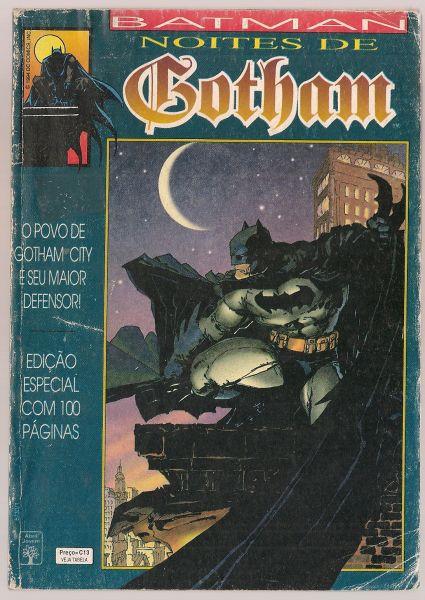 HQ - Batman - Noites De Gotham