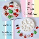 Mix Mini Natalinos Cód 812