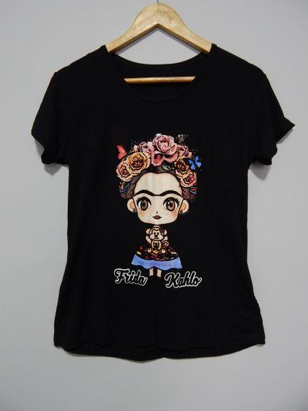 Blusa Frida Kahlo Doll