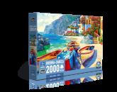 Quebra Cabeca 2000 - Bella Costa Italia