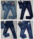 KIT 20 Calças Jeans Masculinas Marcas Famosas - FRETE GRÁTIS
