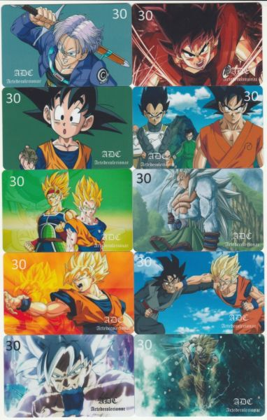 Dragon Ball Serie III