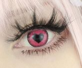 .Heart Eyes - Rosa - 14.5mm