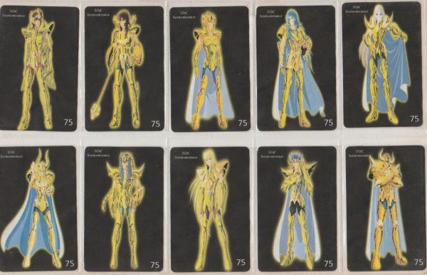 Serie cavaleiros do zodiáco