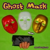 Ghost Mask (máscaras fantasmagóricas) # 1239