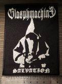 BLASPHMACHINE - Salvation - Patch (8x11)