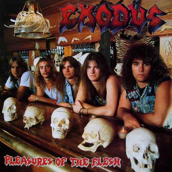 CD Exodus – Pleasures Of The Flesh