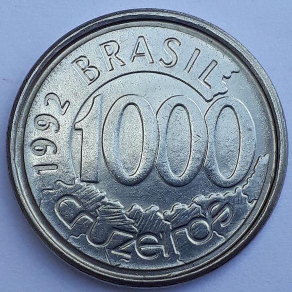 1000 Cruzeiros 1992 SOB/FC