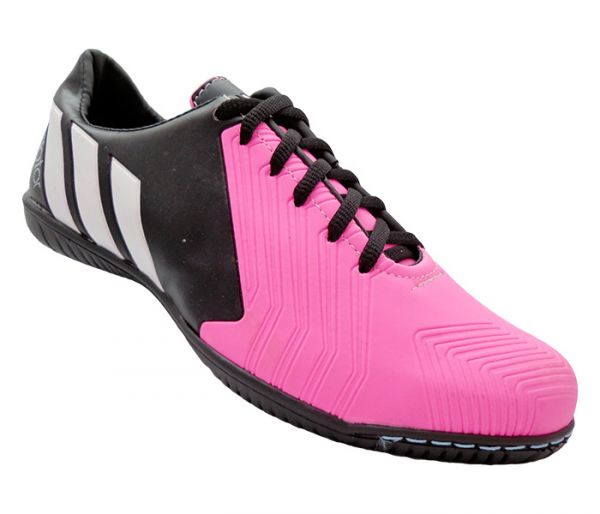 ... denmark chuteira futsal adidas predator instinct 2015 preto e rosa  fe1fa 488e3 f01bbe0c7bfa5