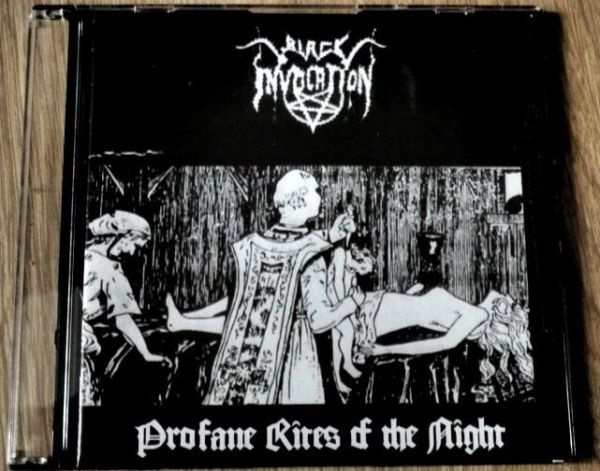 Black Invocation - Profane Rites of the Night