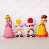 4 Displays de mesa - Super Mario