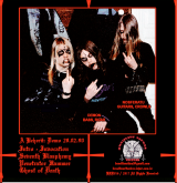 BEHERIT - SEVENTH BLASPHEMY - LP (Red)
