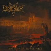 Desaster ‎– The Oath Of An Iron Ritual - Digipack