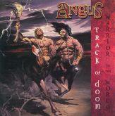 CD - Angus - Track Of Doom / Warrior Of The World Box