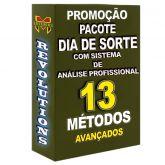 13 Métodos profissionais para DIA DE SORTE.
