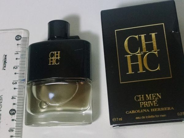 Miniatura Perfume CH Privê  7 ml Carolina Herrera