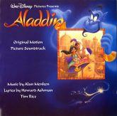 Aladdin - OST em inglês, IMPORTADO