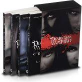 Livro - Box Diários do Vampiro 4 Volumes