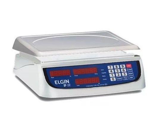 Balança Eletrônica Digital Elgin Dp 1502 15kg Bateria Inmetro