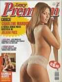 SEXY MAGAZINE BRAZIL # 12 - CHARLENE MARQUES - USED - MAY 2004 HOT