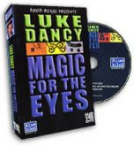 Magic for the Eyes Luke Dancy, DVD-R  #1109