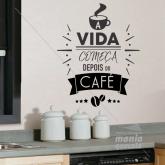 .A VIDA COMEÇA DEPOIS DO CAFÉ