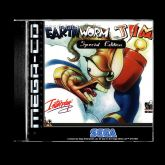 Earthworm Jim - Sega CD (PRENSADO)
