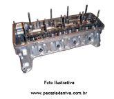 Cabeçote do  Motor Laika 1.6  s/ Comando (Retificado) Ref. 0121