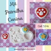Kit Patrulha Canina