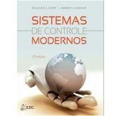 Solução Sistemas De Controle Moderno -  12ª Edição - Richard Dorf