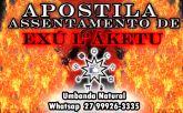 APOSTILA ASSENTAMENTO DE EXÚ L'ÁKETU (ALÁKETU)