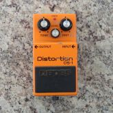 Pedal Guitarra Distortion Boss DS-1 - USADO