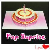 POP SURPRISE - Surpresa para o Aniversário 1209