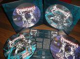 POSSESSED / DESECRATION - Split PICTURE (2012 - FOAD / ITA) (LP)