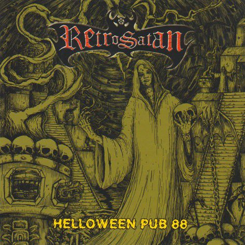 RetroSatan - Helloween Pub 88
