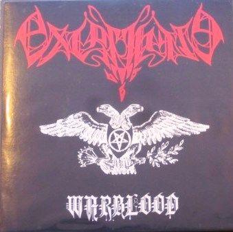 "EXCRUCIATE 666 - Warblood - 7"""