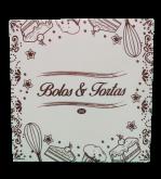 Caixa Bolos/Tortas 26A 1un
