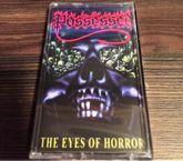 POSSESSED - The Eyes of Horror - Cassete