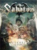 SABATON - HEROES ON TOUR (2 DVD + CD)