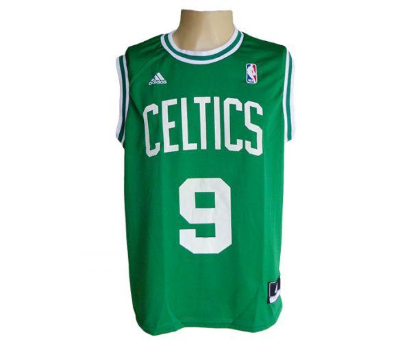 b64cb2422 Camiseta Basquete Boston Celtics Verde - Mundo dos calçados