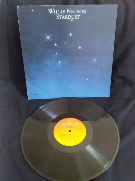 LP 12 - Willie Nelson- Stardust