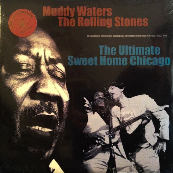 LP 12 - The Rolling Stones – The Ultimate Sweet Home Chicago