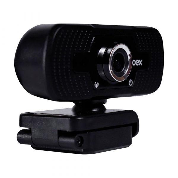 Webcam Full HD Oex W100
