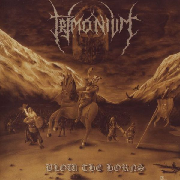 TRIMONIUM - Blow The Horns LP