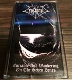 ZEPHYROUS - Entrance and Wandering on the Seven Zones - Cassete