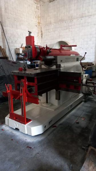 Plaina Limadora Rocco 1.200 mm Usada
