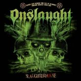 CD Onslaught - Live At The Slaughterhouse (CD+DVD)