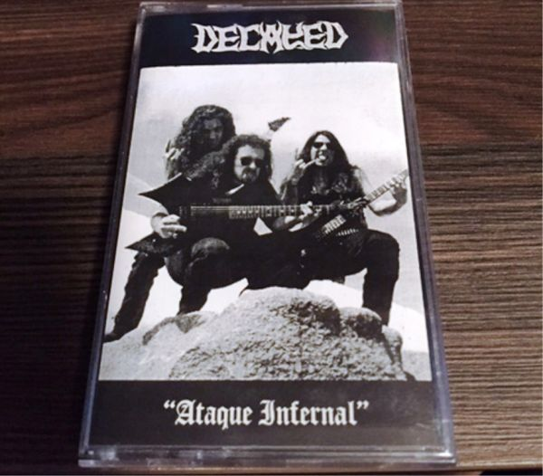 DECAYED - Ataque Infernal - CASSETE